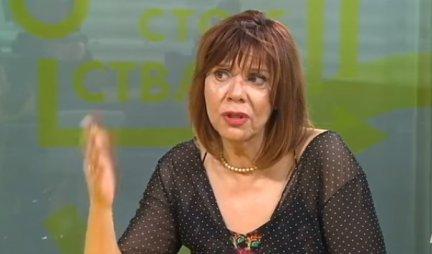 Deveti dan sam zaražena... TEŠKO MI JE, PLAŠIM SE Glumica Suzana Petričević IMA KORONAVIRUS, evo kakve SIMPTOME IMA!
