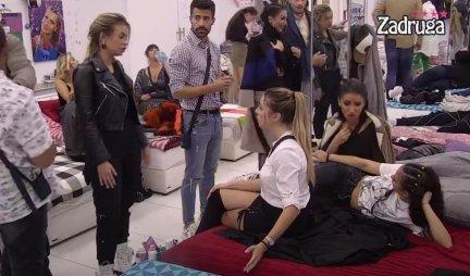 ORILA SE BELA KUĆA - Maja Marinković URLALA na sav glas NAJGNUSNIJE UVREDE na račun ove zadrugarke! (VIDEO)