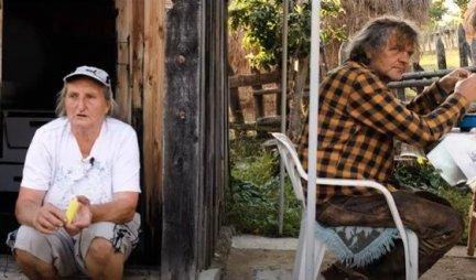 (VIDEO) KUSTA OPET SNIMIO FILM: Pogledajte ovu kratku priču o životu njegove komšinice sa Mećavnika