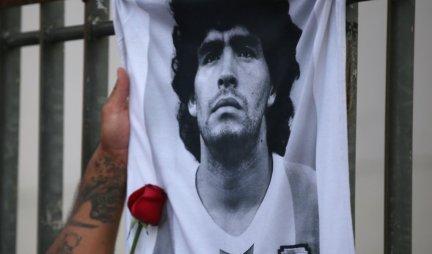(FOTO) SRPSKE NOVINE PUNE ČITULJA ZA MARADONU! Poslednji pozdrav Bogu fudbala, gospodaru života...