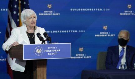 AMERIKA PRED ISTORIJSKIM KOLAPSOM! Bajdenov ekonomski tim suočen sa KATASTROFOM, alarmantno upozorenje nove ministarke finansija SAD!