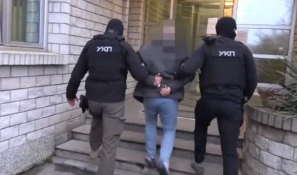 HE ALSO GOT A BOMB WITH DRUGS!  Police in Novi Sad discovered heroin and marijuana dealers