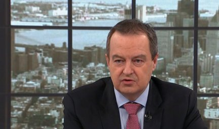 WHAT DOES RECONCILIATION MEAN, DOES IT MEAN THAT WE ACCEPT KOSOVO'S INDEPENDENCE ?!  Dacic: There will not be easy times for dialogue, the most important thing is to PRESERVE PEACE!