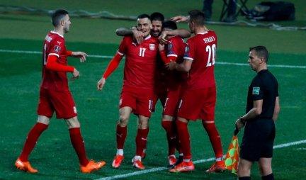 OCENE/ANKETA/ ORLOVI REMIZIRALI SA PRVAKOM EVROPE! Spakovali dva gola Portugalu i ostali lideri grupe!