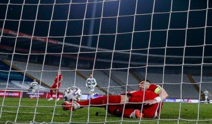 SKINUO ALBANSKI DRON, PA IZLUDEO RONALDA! Ovo mu navijači neće zaboraviti, Stefan Mitrović je junak Srbije! /VIDEO/