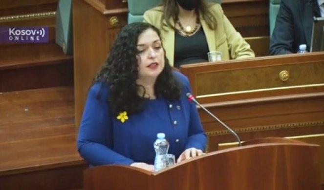 PRVI GOVOR PROVOKACIJA! Osmani: Beograd da prizna žrtve rata na Kosovu! -  Informer