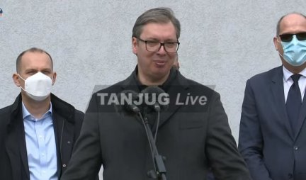 We are used to people from Montenegro going to Storm celebrations, to listen to NATO and Brussels!  PRESIDENT VUCIC comments on Krivokapic's move / VIDEO /