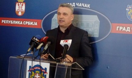 THE MAYOR OF ČAČAK ANNOUNCED FOR THE PENALTY!  A new blow to the Football Association of Serbia!