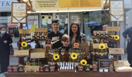 IT HAS STARTED!  Tourist season opens in Veliko Gradište with flower and honey festival / PHOTO /