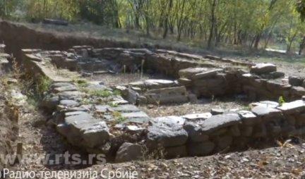 Ono što se vekovima naslućivalo nedavno je otkriveno: Arheolozi kod Bojnika u utrobi brda našli NEVEROVATNE PREDMETE