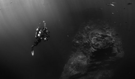 IZVANREDNO ARHEOLOŠKO OTKRIĆE U EGIPTU! U vodama Mediterana pronađen POTOPLJENI GRAD! Foto/Video