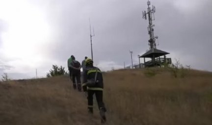 FIREFIGHTERS, WITH THE SUPPORT OF THE LOCALS, TAMBED THE FIRE!  Localized fires on Zlatibor, Murtenica and Zaovine, HOOK AND HOOK RISE!