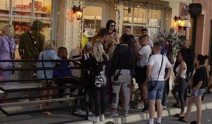 HAOS U ZADRUZI 5! Ana Spasojević i Stefan Mihić se OBRAČUNALI ispred prodavnice, on joj OČITAO LEKCIJU: Nisi edukovana, nemaš pojma o životu!! /VIDEO/