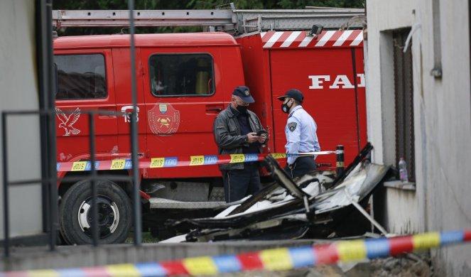 Vatra je zahvatila kuhinju u kojoj su bile plinske boce... Srbin pronađen mrtav u zapaljenom stanu!