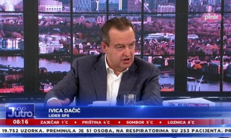 Dačić: Izdajnik je prekoputa mene, Čanak: Izdajnik je prekoputa mene, Voditeljka: Ja ću pod sto! 482610_2_iff