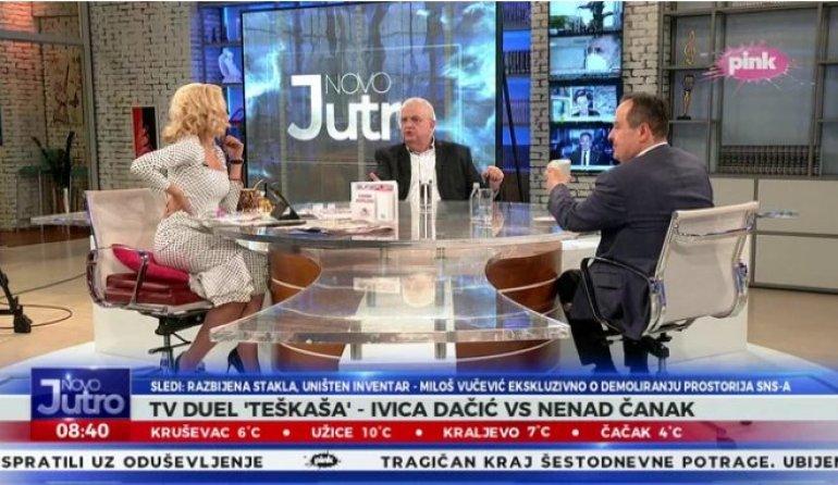 Dačić: Izdajnik je prekoputa mene, Čanak: Izdajnik je prekoputa mene, Voditeljka: Ja ću pod sto! 482611_3_iff